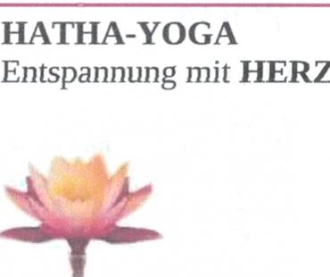 Hatha-Yoga Entspannung mit Herz – Achtsamkeit und Beweglichkeit – Präventionskurs